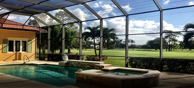 Marvelous Screen Installation And Repairs In Palm Beach Gardens Fl
